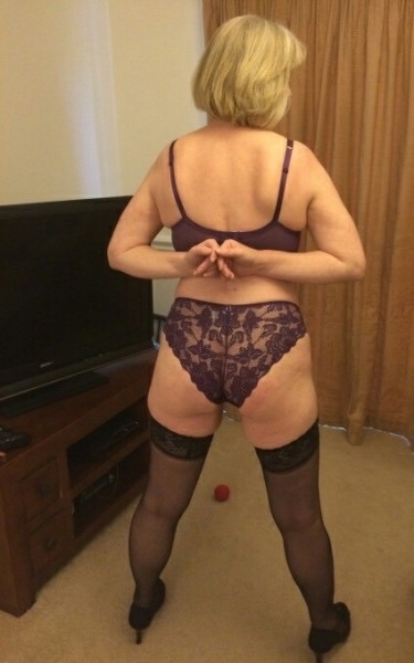 Naughty granny seeking regular toyboy for sex meets